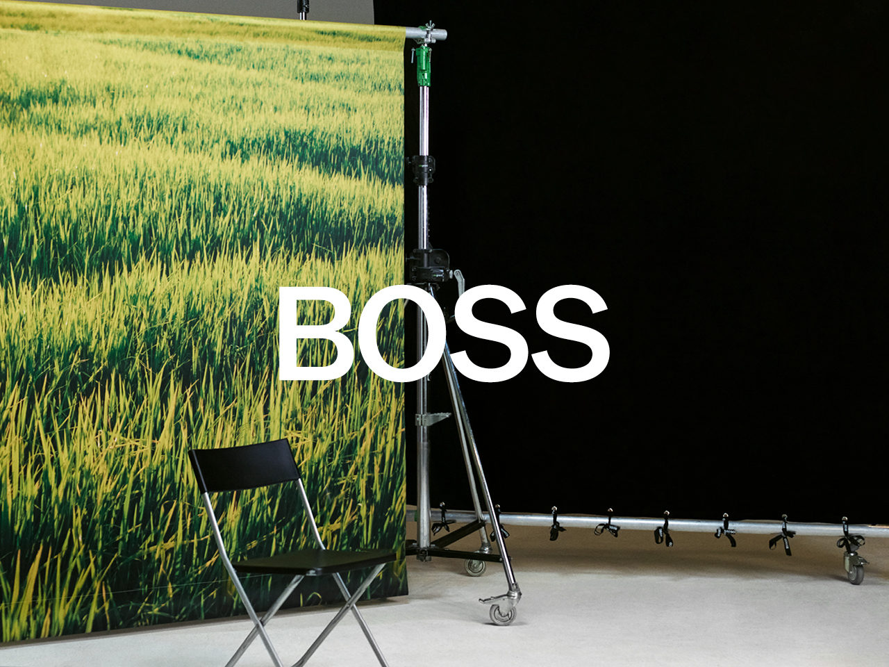 Hugo Boss, Boss, Sustainable Campaign, The Journey, SS21, Benjamin Grillon, Art Direction, Creative Direction, Pascal Gambarte, Sara van Pée, Animal, Motif Management, Agency Triptyque, Roxanne Doucet, Romain Choay, Aivita Muze, Viva, Simone Schofer, Jeremiah Berko Fordjour, New Madison